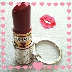 New Brighton Lipstick Key chain